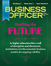 Click to read Business Officer article (cover image)
