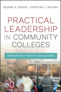 book cover: Practical Leadership in Community Colleges