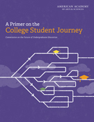 click to download A Primer on the College Student Journey
